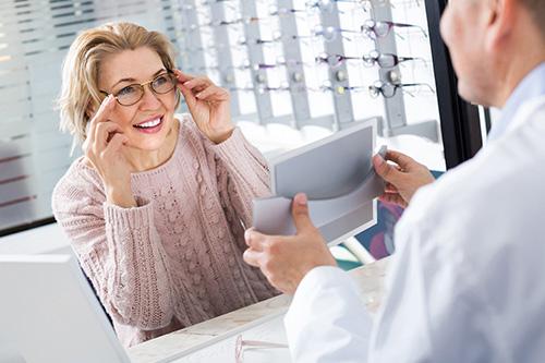 Optiques et lunettes de vue